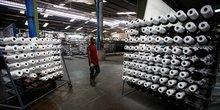 Côte d'Ivoire usine textile industrie