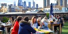 reopening, Londres se déconfine