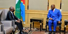 RDC Tshisekedi Lukonde