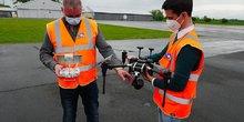 Apex Drone a développé des solutions de sécurité urbaine par le drone