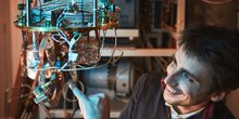 Alice & Bob quantique qubit Théau Peronnin