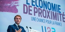 Macron U2P