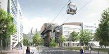 Poma urbain Grenoble