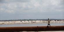 Pétrole pipeline afrique