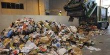 recyclage, déchets, tri sélectif, poubelles, déchetterie, ordures, camion-benne,