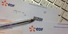 EDF, facture,
