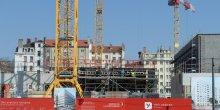 Immobilier La Confluence Construction bâtiment