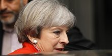 Theresa may s'attend a de difficiles negociations sur le brexit