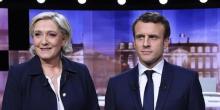Macron fustige l'impreparation crasse de le pen sur l'euro