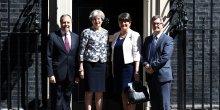 Theresa May Arlene Foster DUP