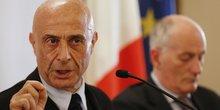 Marco Minniti ministre de l'Intérieur italien