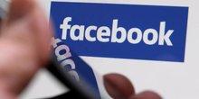 Le logo de Facebook est affiché sur leur site Web dans une photo illustrée prise à Bordeaux, en France, le 1er février 2017