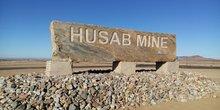 Namibie mine Husab Uranium