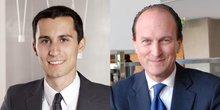 Xavier d'Aumale, Barnaby Noble, Russell Reynolds Associates France