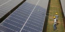 Energies renouvelables Inde