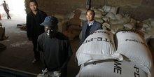 Chine Sénégal commerce sésame