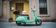 Yugo scooter Bordeaux