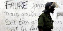 Togo police