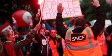 Manifestation SNCF