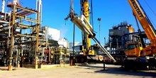 Prospection forage pétrole