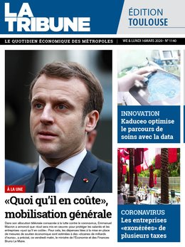 edition quotidienne du 14 mars 2020