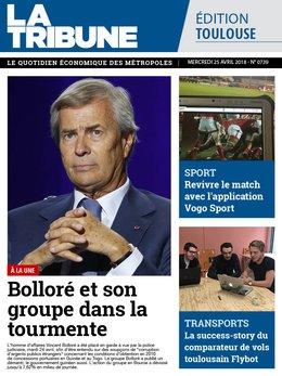 edition quotidienne du 25 avril 2018
