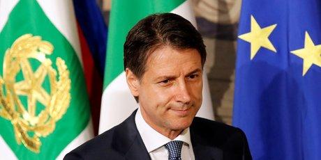 Italie: conte forme son gouvernement, annonce peut-etre vendredi