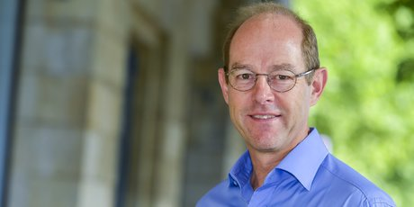 Allan Sichel, président du CIVB