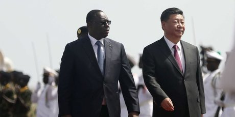 Sénégal chine