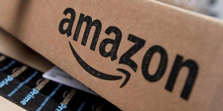 Amazon baisse, le groupe cible par trump selon la presse