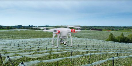 Agritech AgTech agriculture technologie drone