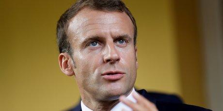 Emmanuel Macron, République, politique, France
