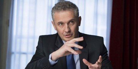 Bruno Grandjean, président de l'Alliance industrie du futur