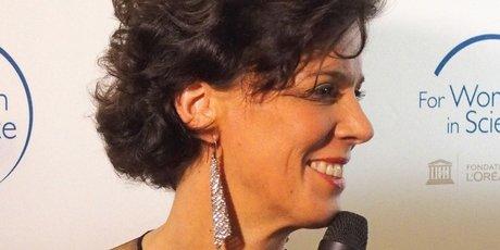 Alexandra Palt fondation L'oréal