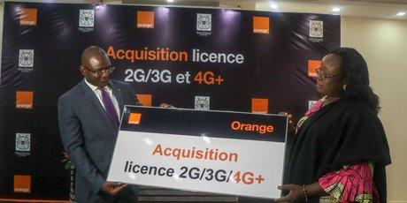 Orange Burkina 4G