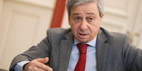 Le préfet Étienne Guyot