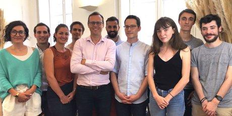 L'équipe de Self&Innov installée à Bordeaux