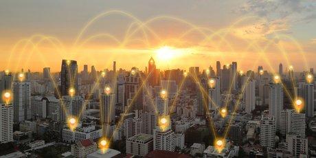 smart cities city