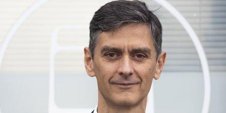 Eric Moinier, directeur général de Keolis Bordeaux Métropole