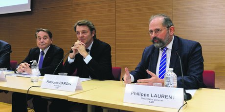François Baroin, président de l'Association des maires de France