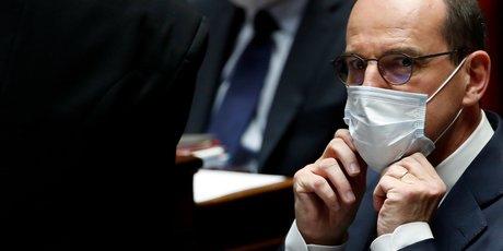 Coronavirus: l'obligation du masque a l'exterieur s'etend, castex appelle a la vigilance