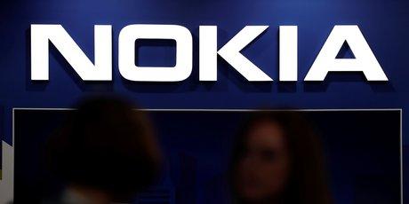 Nokia depasse les attentes au 4e trimestre mais passe le dividende