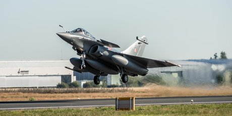 Rafale Dassault Aviation Grèce