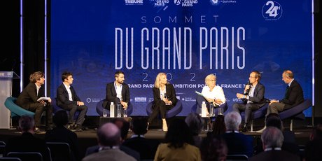 Sommet du Grand Paris
