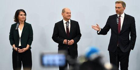 Allemagne coalition