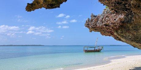 Plage Zanzibar Tanzanie
