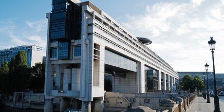 Bercy 1 ministère de l'Economie