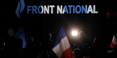 Perquisition au siege du front national