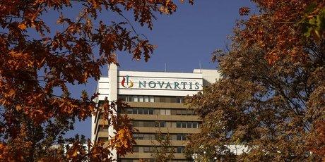 Novartis envisage de se separer d'alcon