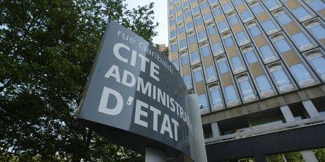 Cité administrative de l'Etat Lyon